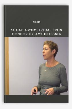 SMB – 14 Day Asymmetrical Iron Condor by Amy Meissner