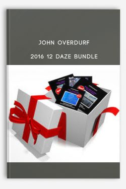 John Overdurf – 2016 12 Daze Bundle