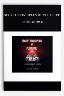 Secret Principles Of Pleasure by IN10SE