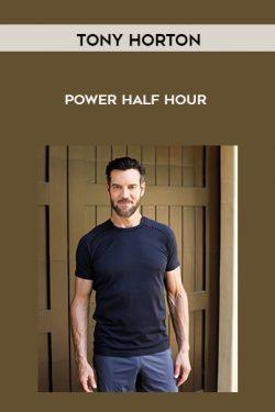 Power Half Hour by Tony Horton