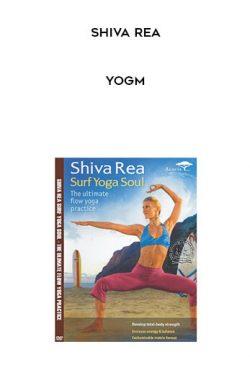 YogM by Shiva Rea