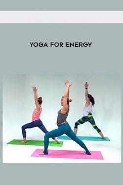 Yoga for Energy