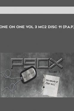 One on One Vol 3 MC2 Disc 11 (P.A.P.)