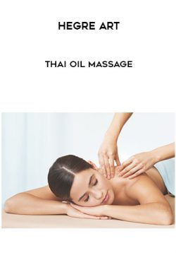 Thai Oil Massage by Hegre Art