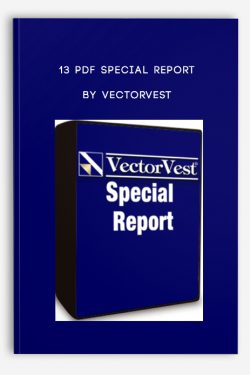 13 PDF Special Report by VectorVest
