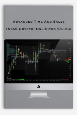 (ATAS Crypto) Unlimited v3.15.3 by Advanced Time And Sales