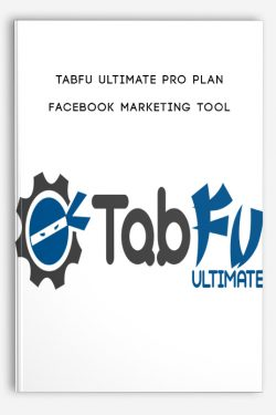 Facebook Marketing Tool by TabFu Ultimate Pro Plan