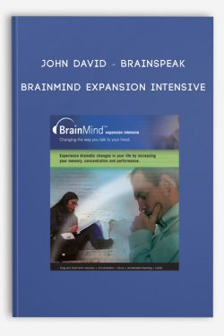 John David – BrainSpeak – BrainMind Expansion Intensive