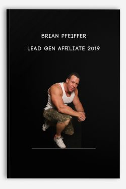 Lead Gen Affiliate 2019 by Brian Pfeiffer