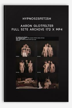 HypnosisFetish – Aaron Glotfelter – Full Site Archive 172 x MP4