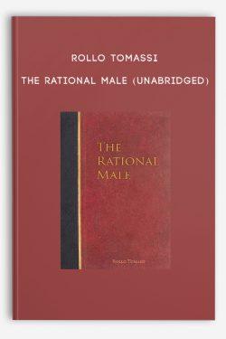 Rollo Tomassi – The Rational Male (unabridged)