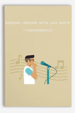 Singing Lessons with Lari White – 1 Fundamentals