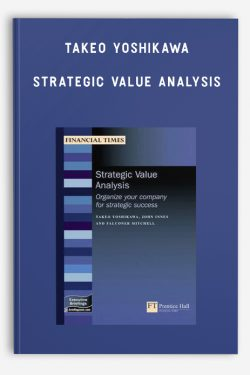 Takeo Yoshikawa – Strategic Value Analysis
