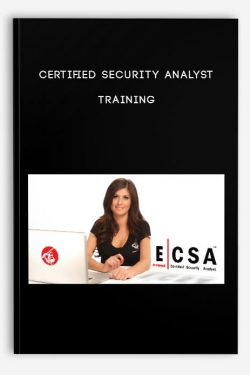 Certified Security Analyst Training