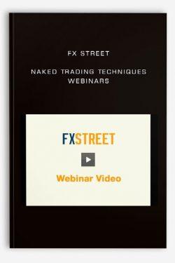 FX Street – Naked Trading Techniques Webinars