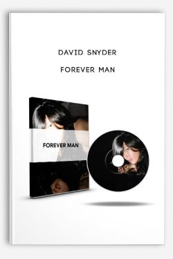 Forever Man by David Snyder