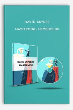 MasterMind Membership by David Snyder