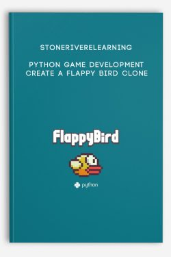 Stoneriverelearning – Python Game Development – Create a Flappy Bird Clone