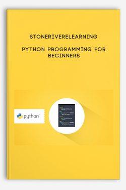 Stoneriverelearning – Python Programming for Beginners