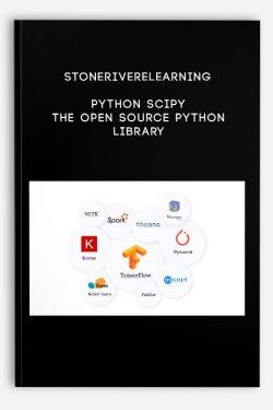 Stoneriverelearning – Python SciPy: The Open Source Python Library