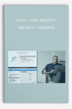 Cisco Core Security Security Concepts