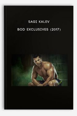 BOD Exclusives (2017) by Sagi Kalev