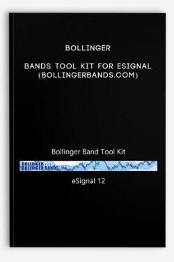 Bollinger Bands Tool Kit for eSignal (bollingerbands.com)