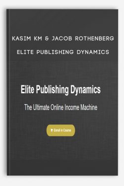 Elite Publishing Dynamics from Kasim KM & Jacob Rothenberg